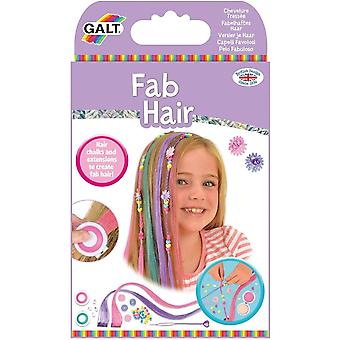 Galt - Fab Hair - Hair Chalk & Extensions - Craft Kit
