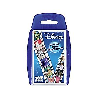 Top Trumps Disney Who Is Your Favourite?