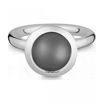 Quinn - Srebrny Pierścień z Moonstone - 021839650