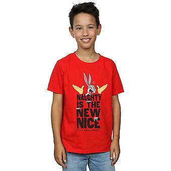 Looney Tunes Boys Naughty é a nova t-shirt nice