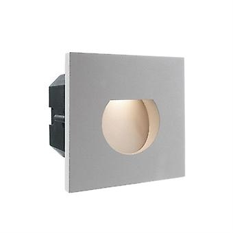 Coprire il giro grigio argento per Light Base II COB Outdoor