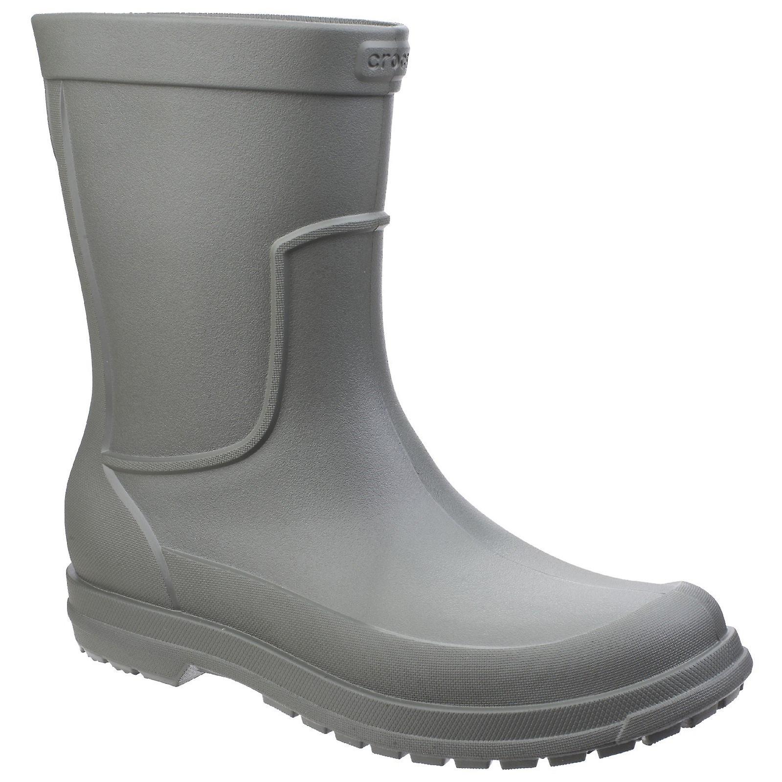 Crocs Mens Allcast Regn Støvler