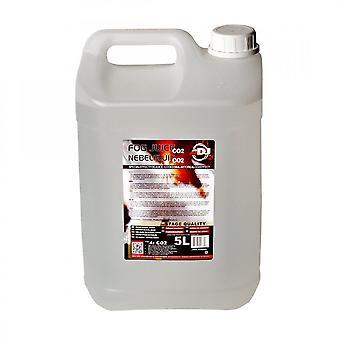ADJ Adj Mistvloeistof Co2 - 5 Liter