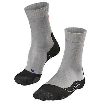 Falke Trekking 2 Cool Socks - Light Grey