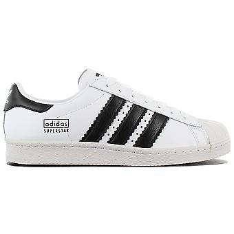 adidas Superstar 80s CG6496 Herren Schuhe Weiß Sneaker Sportschuhe