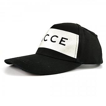 NICCE Nicce Atla Black Baseball Cap With Reflective Logo