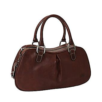 Tony Perotti vegetable leather shoulder strap TP8812 brown