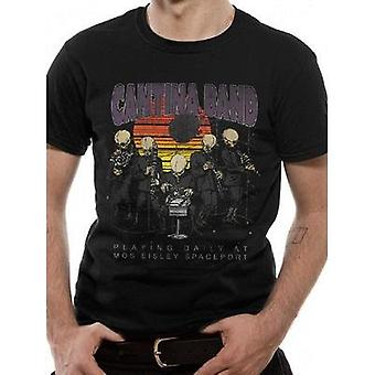 Star Wars - Cantina A Spaceport T-Shirt