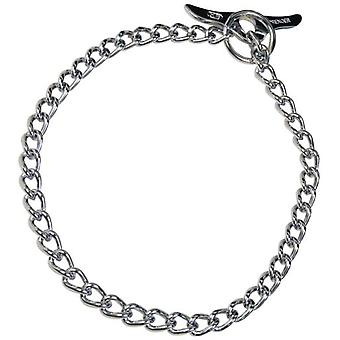 HS Sprenger Collar Mariposa acero cromado (Dogs , Collars, Leads and Harnesses , Collars)