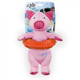 AFP Little Pig Chill Out (Cães , Brinquedos e desporto , Aquáticos)