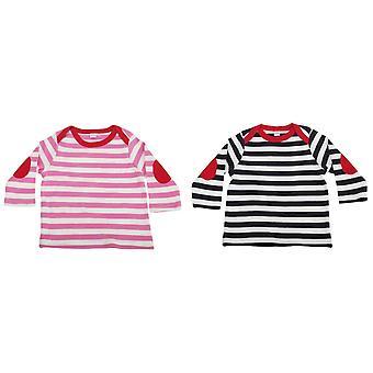 Babybugz Unisex Baby Long Sleeve Striped T-Shirt