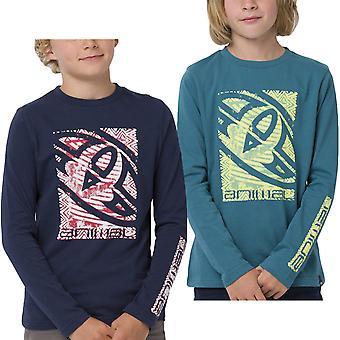 Animal Boys Kids Board Casual Crew Collo Cotton Grafica T-Shirt Top
