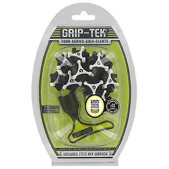 Champ Grip-Tek Golf Shoe Spike Cleats 6mm Metal Thread