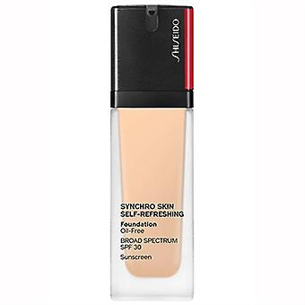Shiseido Synchro-Skin Self Refreshing Foundation SPF 30 140 Porcelain 1oz / 30ml