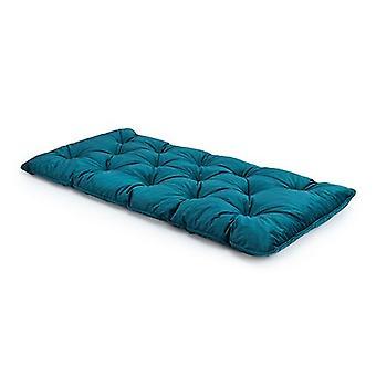 Loft 25 luxe fluweel schuim kruimel getufte enkele futon matras-wilde eend