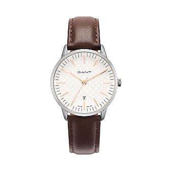 Gant Original Männer ganzjährig Uhr - braun Farbe 32531