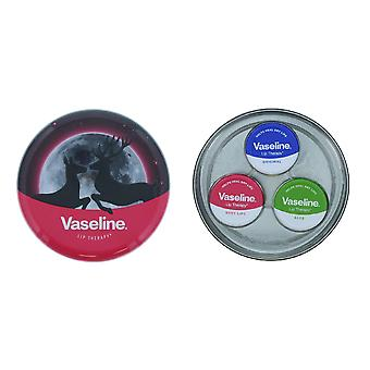 Vaselina Lip Therapy Tin Pink