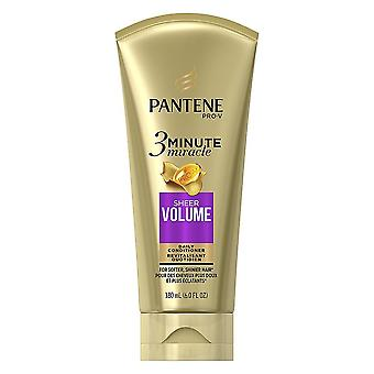 Pantene Pro-v pure volume 3 minuut Miracle Deep Conditioner, 6 oz