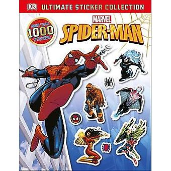 Ultimate Sticker Collection - Spider-Man by Julia March - 978146546192