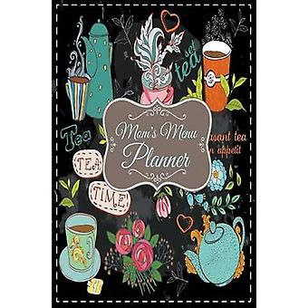 Moms Menu Planner Two Years Worth of Meal Planning GREAT Value by Planners & Creative