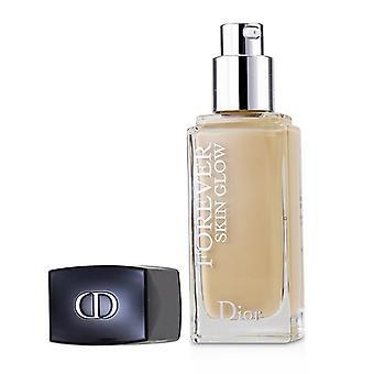 Christian Dior Dior Forever Skin Glow 24h Tragen Sie strahlende Perfektion Stiftung Spf 35 - 1w (warm) - 30ml/1oz