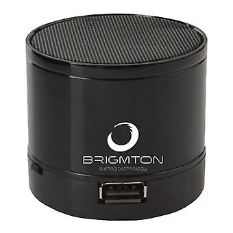 Bluetooth-luidsprekers BRIGMTON BAMP-703 3W FM/Wit
