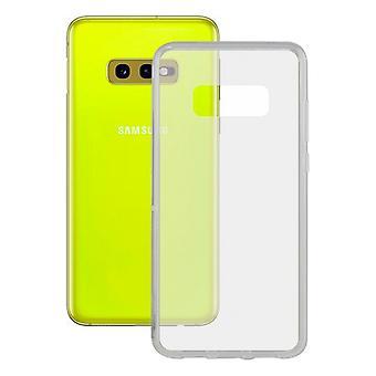 Capa móvel Samsung Galaxy S10e Contact Flex TPU Transparente