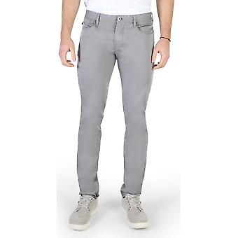أرماني جينز - ملابس - بنطلون - 3Y6J06_6NEDZ_L34_917 - رجال - ديغراي - 31