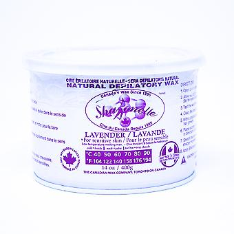 Spa Ronelle Natural Depilatory Wax 14oz