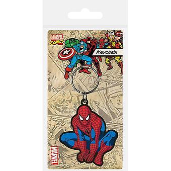 Spider-Man Crouch kumi avaimenperä