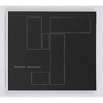 Edmund De Waal - Ten Thousand Things by Joan Simon - 9780847849260 Book