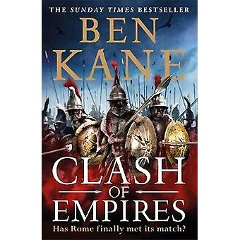 Clash of Empires by Ben Kane - 9781409173397 Book