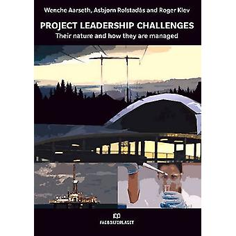 Project Leadership Challenges by Asbjorn Rolstadas - 9788245021301 Bo