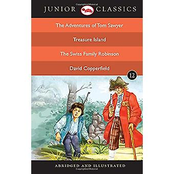 Junior Classic - The Adventures of Tom Sawyer - Treasure Island - the