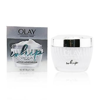 Olay Luminous Whip Active Moisturizer - Tone & Pore Perfection Results - 48g/1.7oz