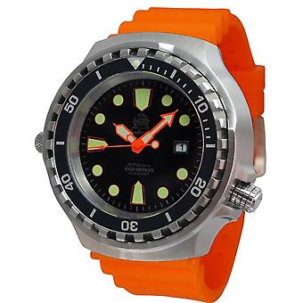 Tauchmeister T0300OR quartz diving watch 52mm