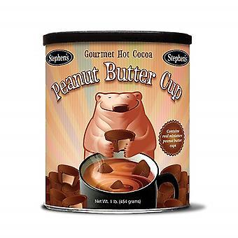Stephen ' s gourmet quente cacau xícara de manteiga de amendoim