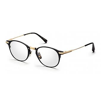 DITA United DRX2078 A Matte Black-12K Gold Glasses