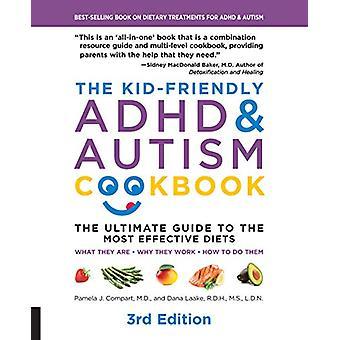 Den barnvänliga ADHD-videon och Autism Kokbok - 3: e upplagan - Ultima