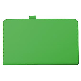 """Magnetic PU Leather Case Cover for LG G Pad F 8.0 8""""[Green]"""