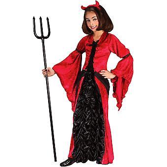Devil Queen Child Costume