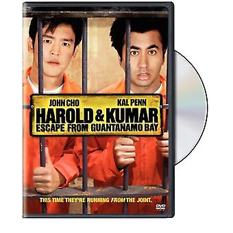 Harold & Kumar Escape From Guantanamo Bay [DVD] USA import