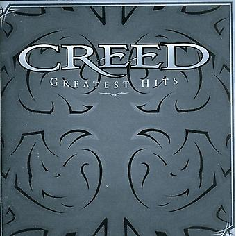 Creed - Greatest Hits [CD] USA import
