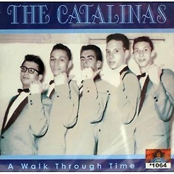 Catalinas - Walk Through Time [CD] USA import