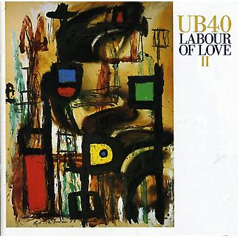 Ub40 - Labour of Love 2 [CD] USA import