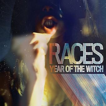 Races - Year of the Witch [Vinyl] USA import