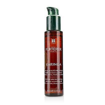 Rene Furterer Karinga Ultimate tápláló olaj (Frizzy, göndör vagy kiegyenesített Hair) 100ml/3.38 oz
