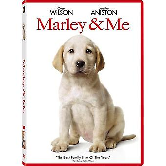 Marley & Me [DVD] USA import