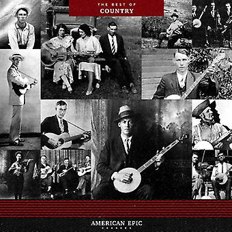 Various Artist - American Epic: The Best of Country [Vinyl] USA import