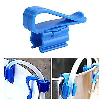 Home Brew Bucket Clip Pipe Syphon Tube Flow Control-wine Beer Clamp Fish Water Filtration Aquarium